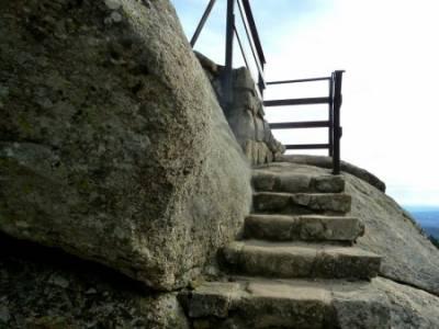 Siete Picos:Senda Herreros,Camino Schmid(Schmidt); escapadas sierra madrid; excursion desde madrid;s